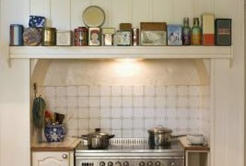 A farmhouse kitchen is the hearth of the home.