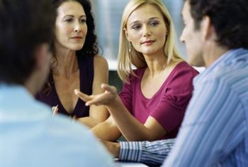Steer focus group discussions without forcing answers from participants.