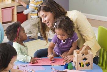 Day care directors have overarching responsibilities for the facilities they manage.