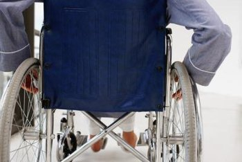 The need for accommodations for a wheelchair could trigger an ADA meeting.