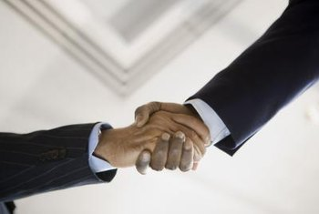 A partnership agreement is a legally binding contract.