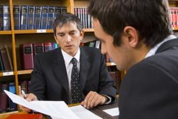 An attorney's resume should include details on research, communications and people skills.