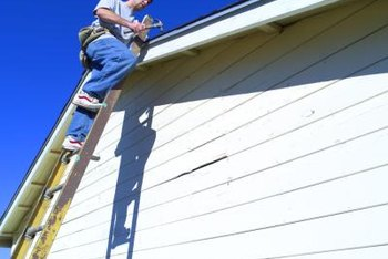 A HUD home in need of repair may qualify the homeowner for certain financial-assistance programs.
