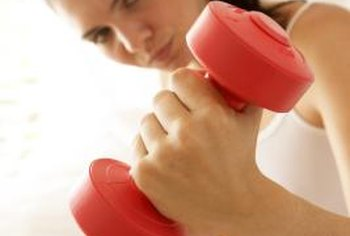 Dumbbells may be small, but dumbbell workouts can have big effects.