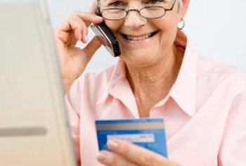 Check security of a site before giving your credit card details online.