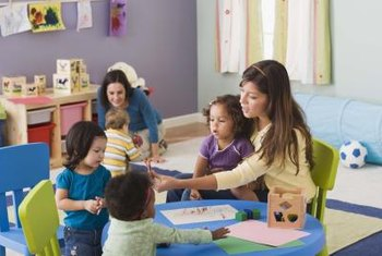 Attract new clients by highlighting the activities your daycare offers.