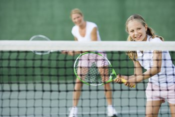 Tennis improves your health.