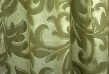 A flat panel curtain highlights your fabric selection.