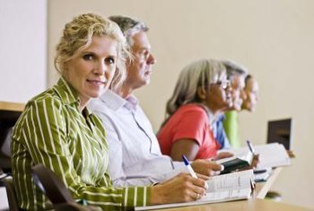 Basic core classes help students effectively analyze and intelligently communicate information in diverse disciplines.