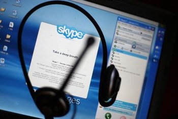 Skype is available on various platforms, including Google's Android mobile operating system.
