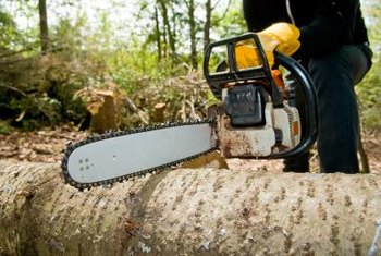 Your saw needs a chain that fits it precisely.