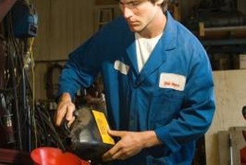 Automotive mechanics earn average wages above $18 per hour.