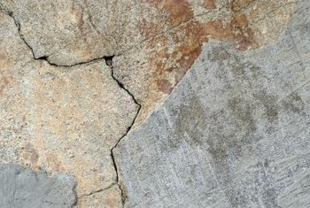 Diagnose cracked and chipping masonry before repairs.