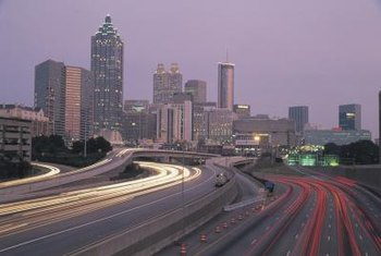 Atlanta, Georgia is home to many public and private universities.