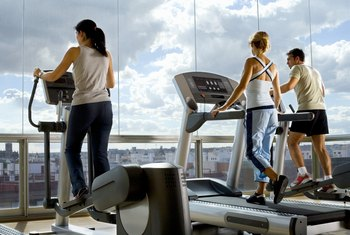 The use of ellipticals has grown rapidly.