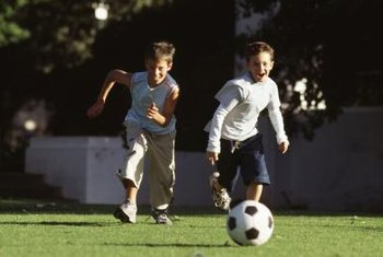 Proper training can help you produce skilled soccer players.