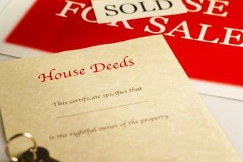 You may be charged a small fee when you record your deed.