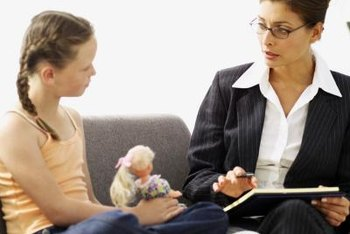 Child psychologists provide assessment and treatment to children with emotional and social problems.