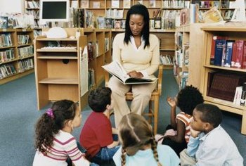 Whenever possible, work with small groups of students on reading aloud.