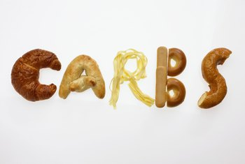 Reducing carbs promotes the use of fat for energy.