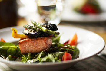 Fatty fish such as salmon are a natural source of vitamin D.