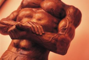 Eliminating fat from your pectorals can only happen through full-body fat elimination.