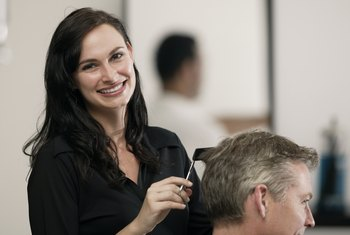 Being a beautician can be a rewarding career.