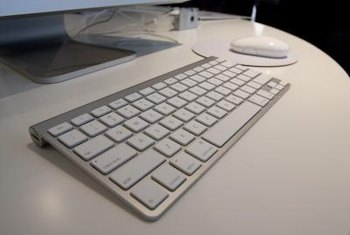 Keycaps, as well as batteries, can be disassembled from an Apple wireless keyboard.