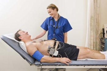 ECG technicians must help patients feel at ease.