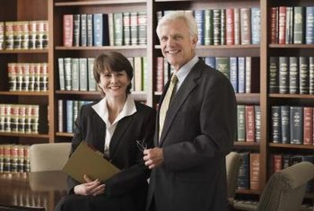 Paralegals conduct extensive legal research for their employers.