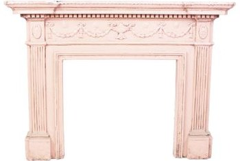 Remodel mantles with simplicity, or make them ornate.