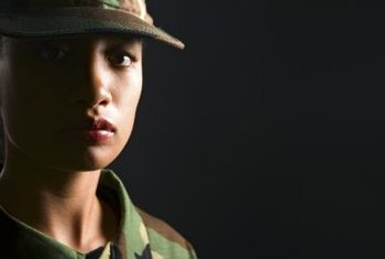 Jobs in the Army can be as varied as in civilian life.