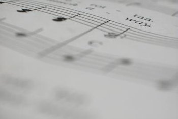 Create a website to highlight the sheet music you have available.