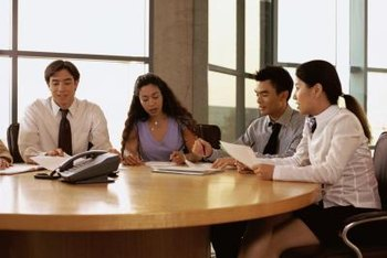 Office managers can improve skills to work more effectively with other staff members.