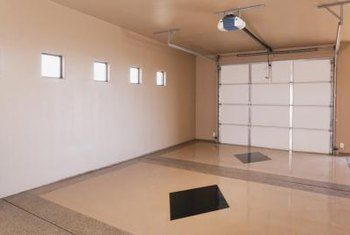 Turning a garage into living space requires attention to a variety of regulations.