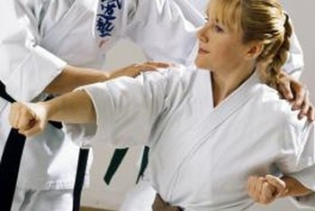 The salary of a martial arts instructor depends on both location and which art is taught.