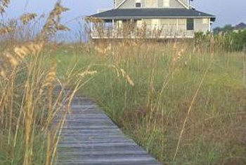 Lenders may view a vacation home as a risky investment.
