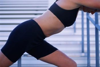 Get your abs, butt and legs slim and sleek with a combination of moves.
