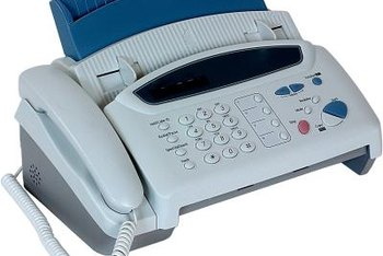 Faxing electronically bypasses the need for a fax machine.