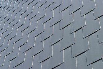 Select a color and style of shingles that suit the architecture of the building.