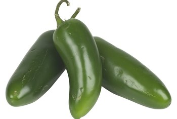 Jalapeno peppers aren't dried for later use.