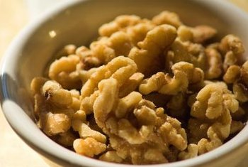 Including walnuts in your diet can help improve HDL levels.