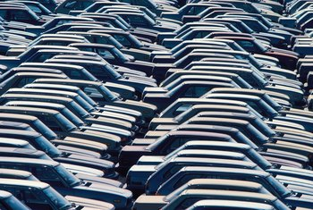 Fleet car depreciation is controlled by the market and the IRS.