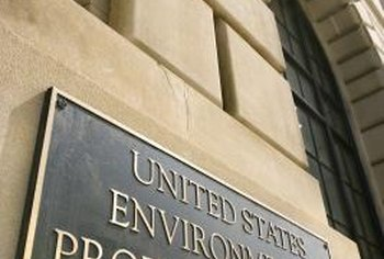 The EPA Office of Small Business Programs establishes subcontracting goals for small businesses.