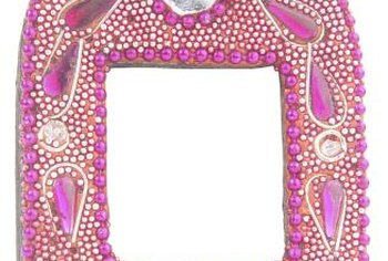 Design a mirror that reflects your style and personality.