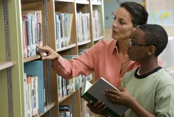 Public services coordinators oversee services for library patrons.