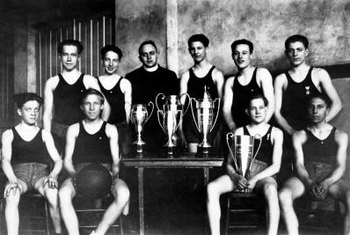 Basketball has its roots in the 1890s.