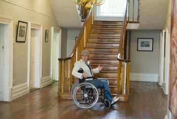 Occupational therapists help people with disabilities live independently.