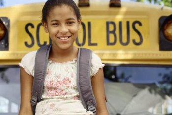 The children are the top priority for public school transportation officials.