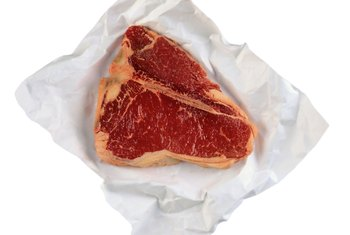 Eat less red meat and saturated fat to lower your LDL cholesterol.